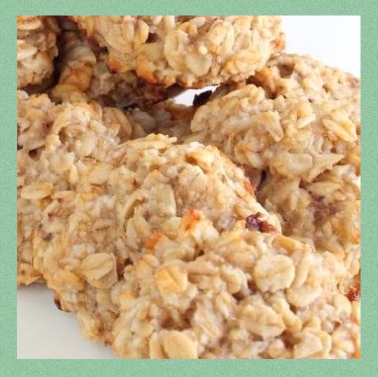 Oatmeal Cookie Dog Treats Recipe