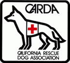 California Rescue Dog Association
