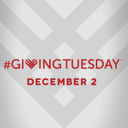 GivingTuesday logo white
