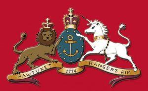 Pawtuxet Rangers Coat of Arms