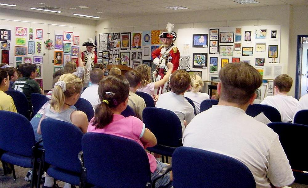 Rangers offer educational programs