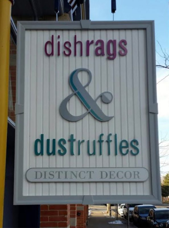 Dishrags-Dustruffles