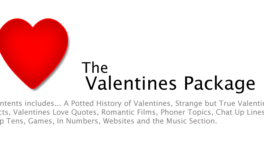 The Valentines Package Download Today