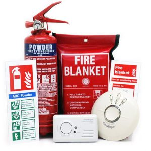 Gas, Fire and Electrical safety