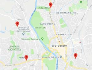 Click for an interactive map of all our properties