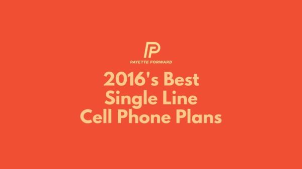 Best Single Cell Phone Plans In 2016: Verizon, AT&T, & Sprint
