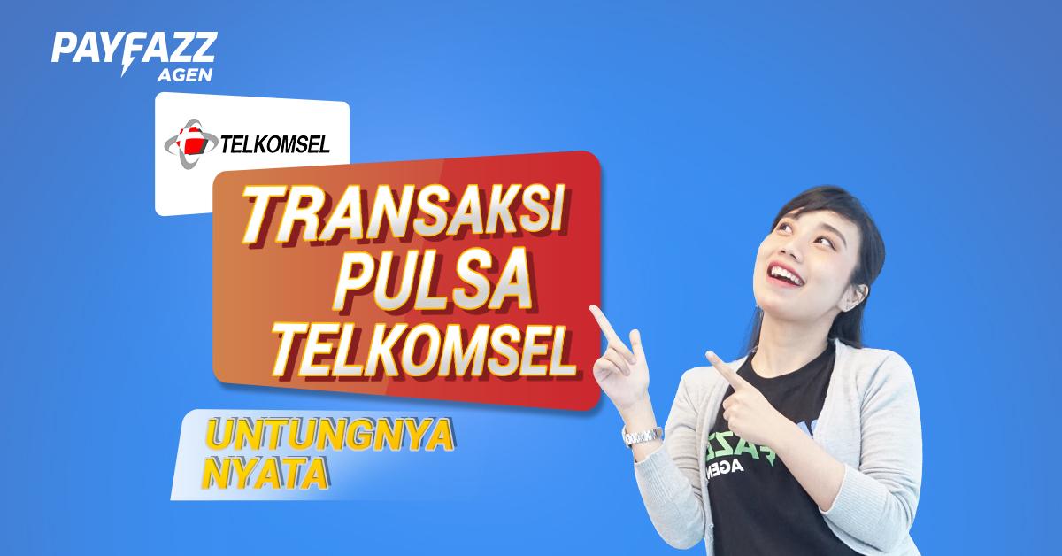 Promo Pulsa Telkomsel Untungnya Nyata