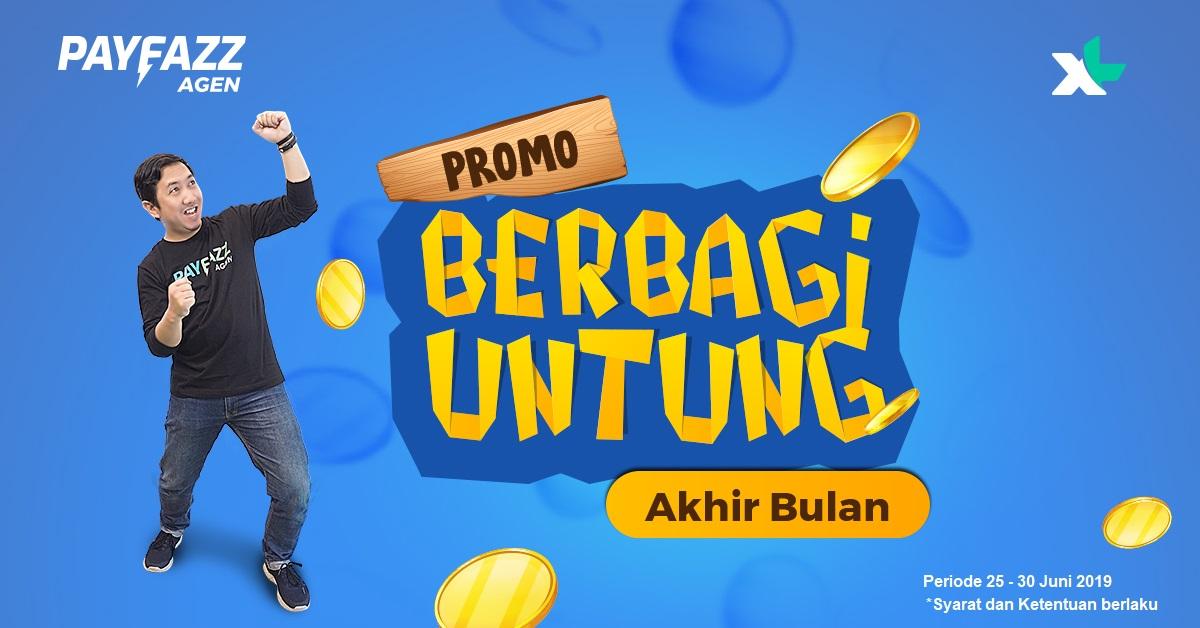 Tetap Hemat dan Aman dengan Promo Berbagi Untung Akhir Bulan!
