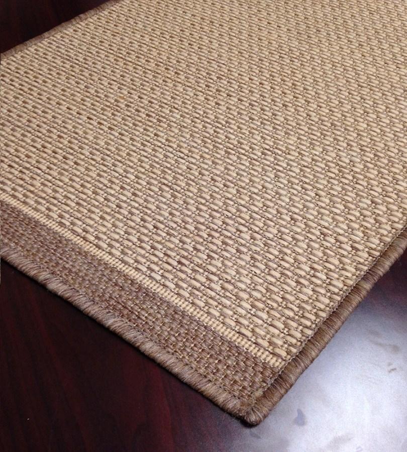 Indoor Outdoor Carpet Stair Runner Cocoa Pattern Foris | Indoor Outdoor Carpet Runners For Stairs