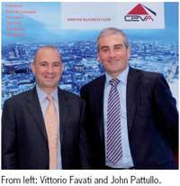 CEVA opens new Hong Kong freight hub
