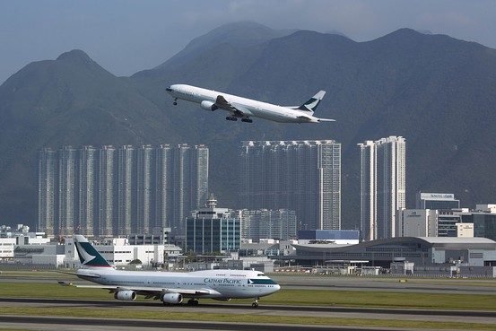 HKIA sees cargo growth of 7.1% in October