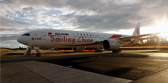 Air China to open two Africa routes