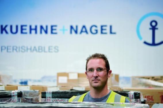 K+N scores major US cold chain logistics deal