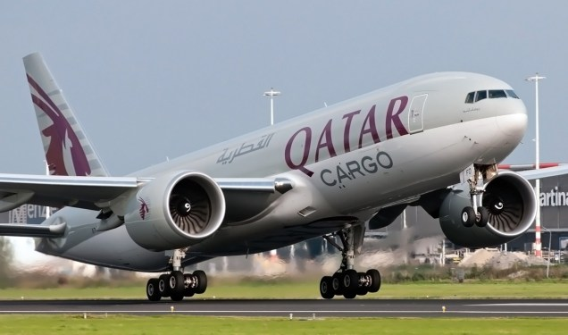Qatar breaches cargo Top 10, SIA and China Eastern slip