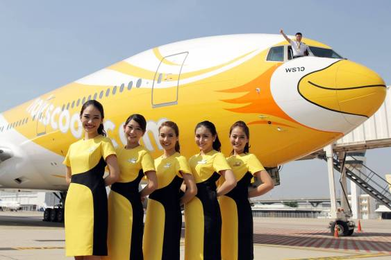 NokScoot to expand fleet with seven B777-200s