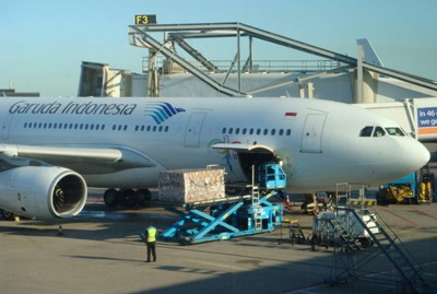 Freighters for Garuda possible, but not for at least 5 years