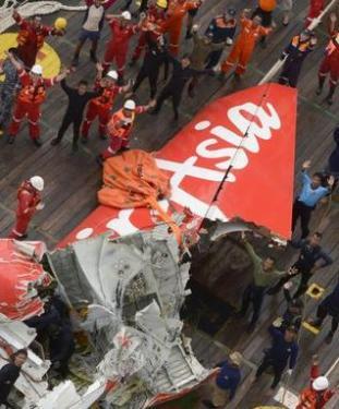 Mechanical, human factors behind AirAsia QZ8501 crash