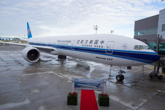 China Southern aims for daily Guangzhou-Toronto service