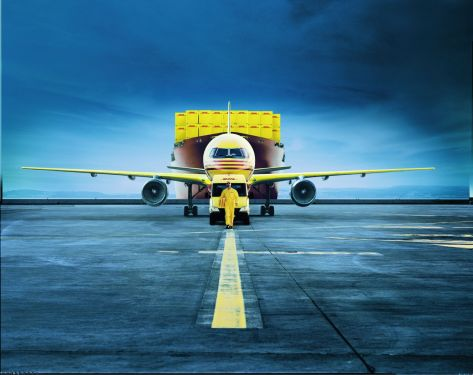 DHL said to be looking at possible sale of forwarding arm