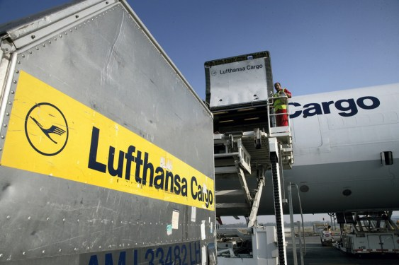 Lufthansa Cargo rides out a challenging year 2% up