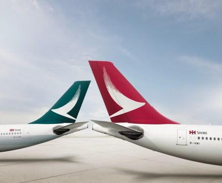 Cathay Pacific group rebrands Dragonair as Cathay Dragon