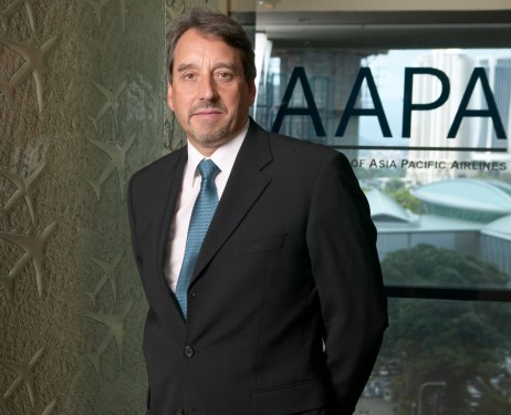 More of the same with April cargo flat: AAPA
