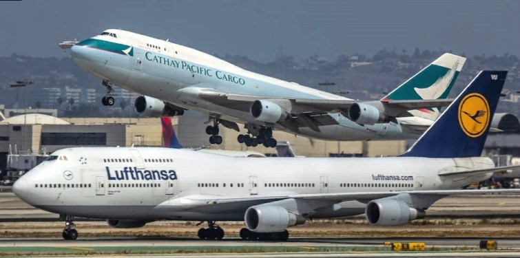 Cathay, Lufthansa join forces in new cargo agreement