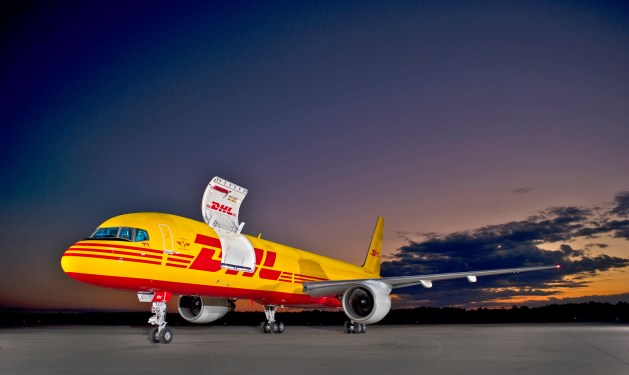 Precision delivers another B757-200 conversion to DHL