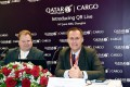 "Qatar aims to be ""major player"" on transpac within 9mos"