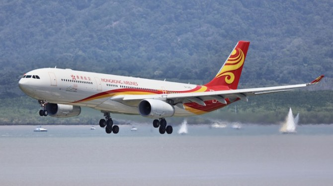 Hong Kong Airlines signs AOG with B&H Worldwide