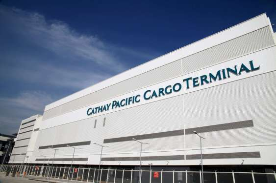 Lufthansa, Cathay Pacific under one roof for Hong Kong cargo handling