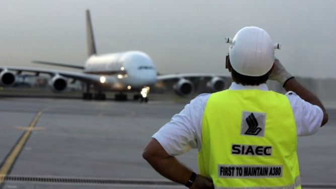 Airbus and SIAEC incorporate MRO joint venture in Singapore