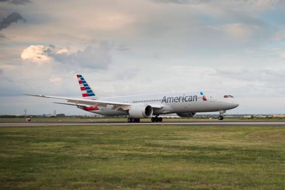 American Airlines Cargo benefits from B787-9 on int'l routes