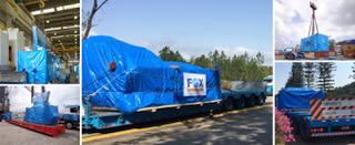FOX project heralds Latin American outsize cargo boom