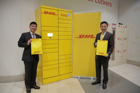 DHL Express launches On Demand Delivery service in Hong Kong