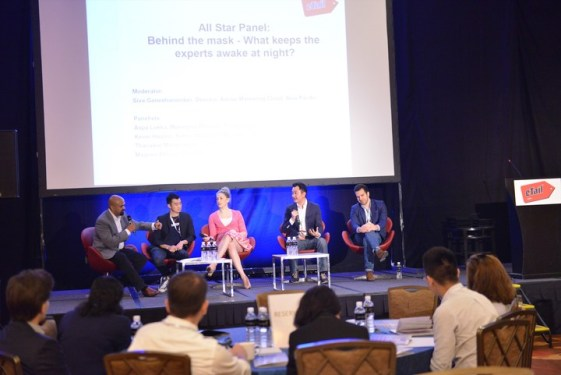 Over 300 heads of eCommerce get together at eTail Asia 2017