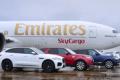 Emirates SkyCargo operates special service for transportation of Jaguar Land Rover