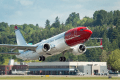 Norwegian celebrate delivery of airline's first 737 MAX 8s