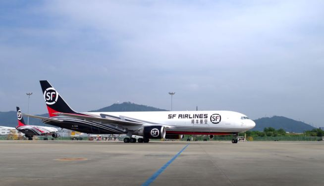 SF Express Cargo network expands from Nanjing to Osaka