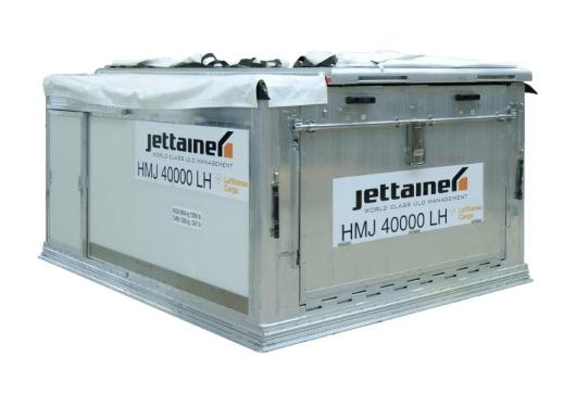 Jettainer expands leasing services for flying stables