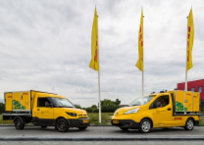 DHL expands environmentally-friendly 'City Hub' concept