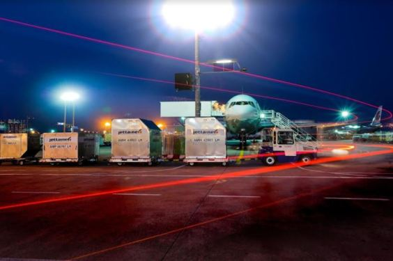 Jettainer's eco-friendly innovations in air freight