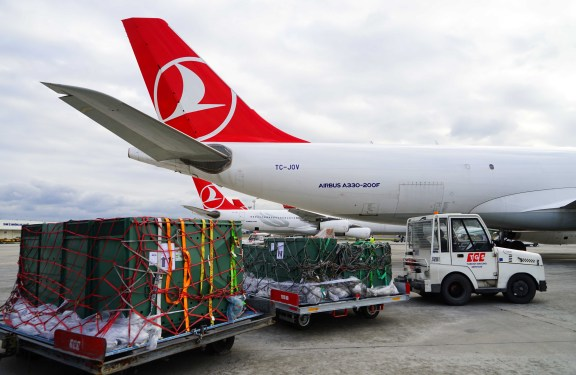 Turkish Cargo keeps protecting wildlife