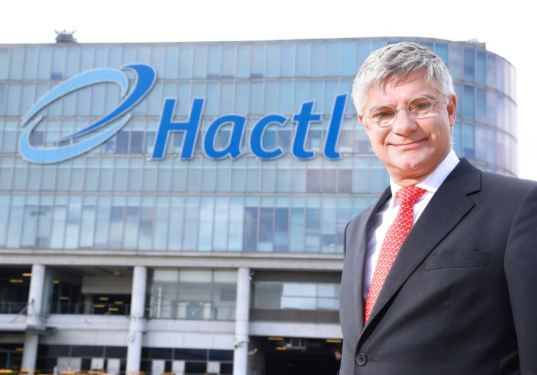 Mark Whitehead hands over the reins at Hactl