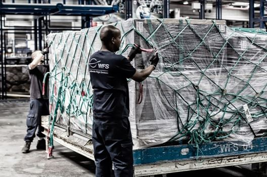Egyptair extends its cargo partnership with WFS