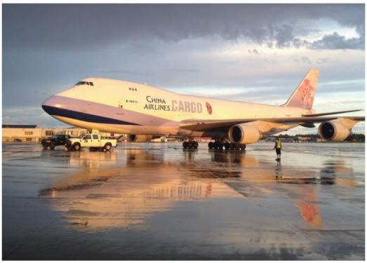 China Airlines: Good Risks lead to Good Growth