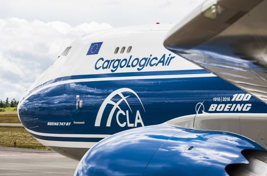 Leadership role hands over at CargoLogicAir
