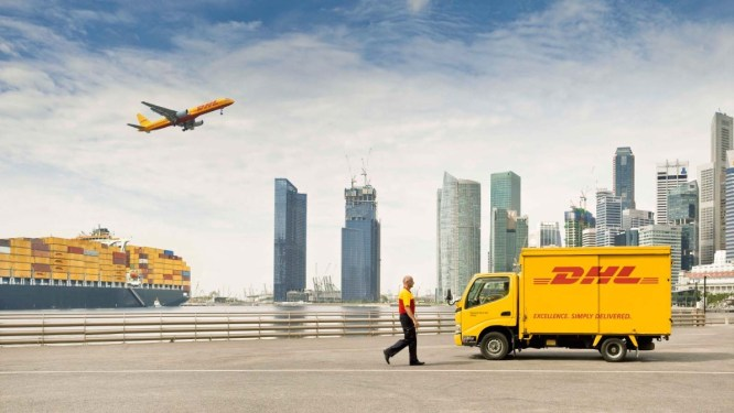 DHL partners with M3B GmbH