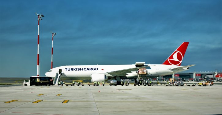 Steady growth for Turkish Cargo