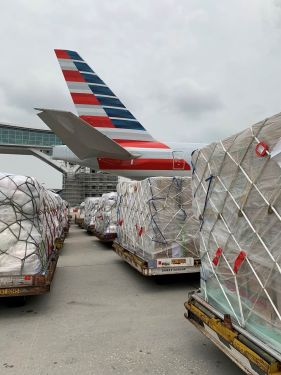 American Airlines continues its pioneering history with expanded cargo operations
